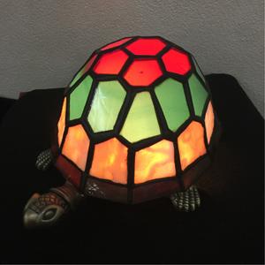 亀のランプ